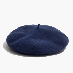 Madewell Accessories - Madewell wool Beret (NWOT)